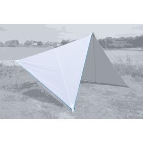 Bent Canvas Plain Set, blanco